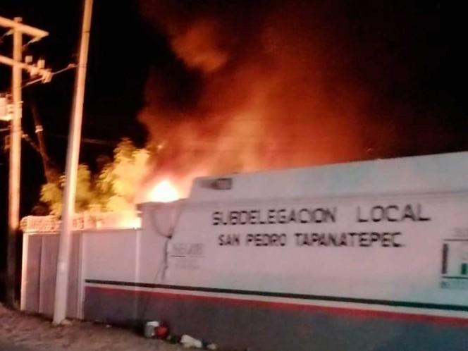 Vinculan a proceso a 4 extranjeros por incendio en estación migratoria