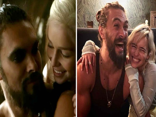 Así reaccionó Jason Momoa al ver el final de 'Game of Thrones'