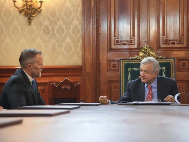 'Hay confianza': López Obrador tras reunión con director global de IKEA