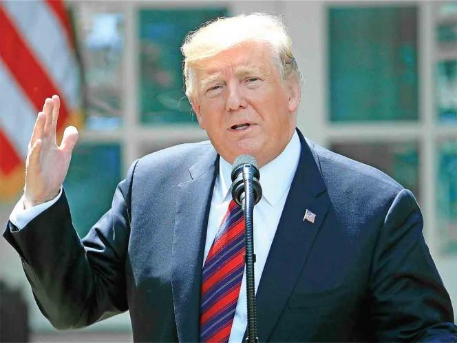 Donald Trump rechaza apoyar a demócratas