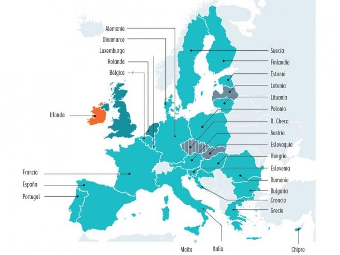 Inician elecciones al Parlamento Europeo con un auge de 'euroescépticos'