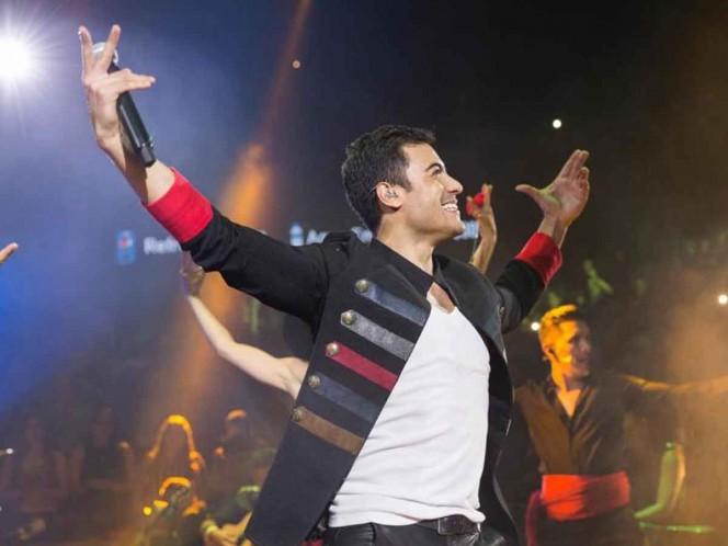 Carlos Rivera promueve los sueños en los Latin Grammy