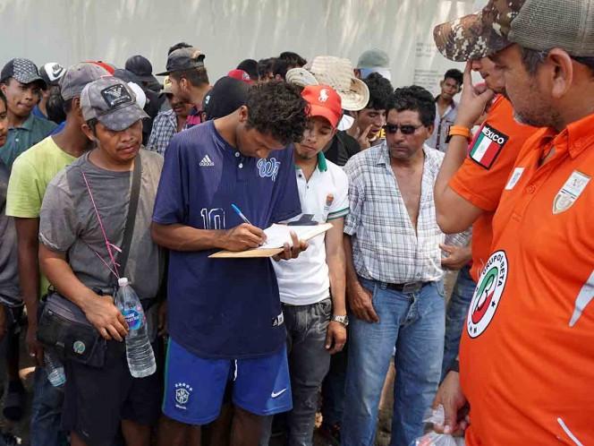 'Liberan' a migrantes mexicanos víctimas de trata
