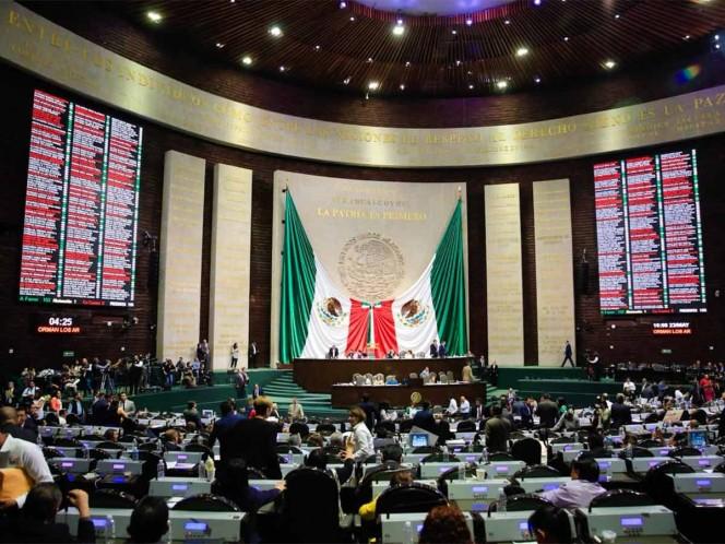 Diputados aprueban en lo general leyes reglamentarias de Guardia Nacional