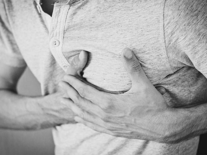 Por primerva vez hay signos reveladores de un paro cardíaco