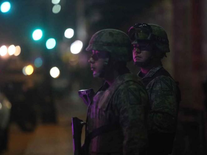 Alfonso Durazo llama a no regatear la seguridad