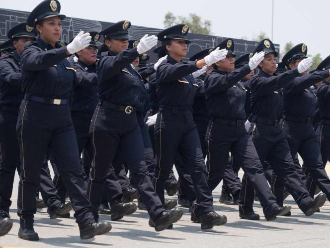 Sheinbaum anuncia aumento de salario a policías de investigación