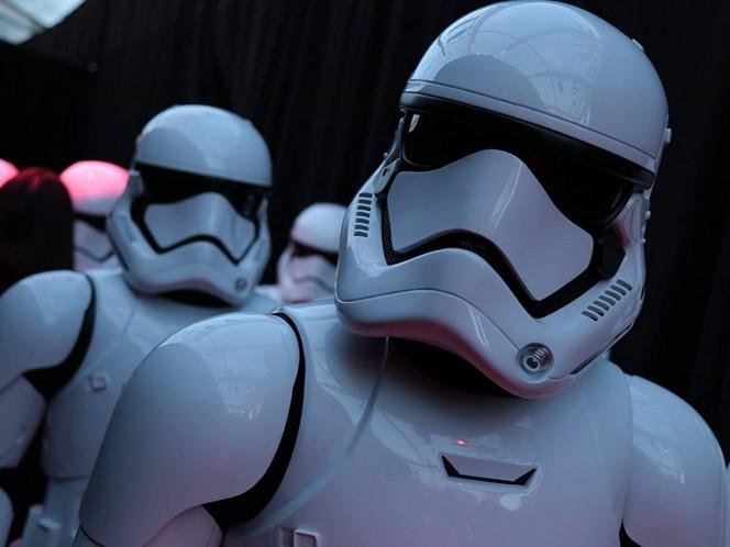 Disney abre audiciones para trabajar como Stormtrooper