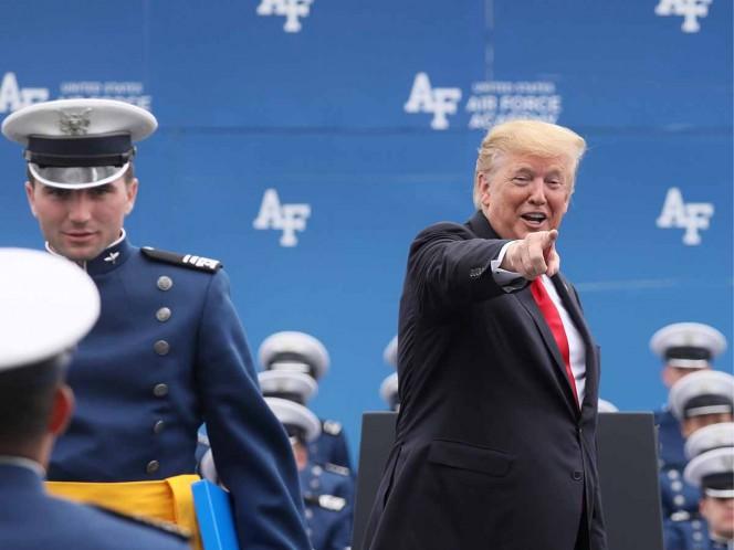 Trump va por reelección; su campaña arrancará el 18 de junio