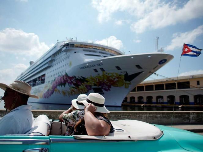 Compañías de cruceros caen la bolsa tras restricciones de viajes a Cuba