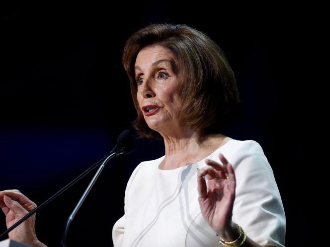 La líder de la Cámara de Representantes del Congreso de Estados Unidos, Nancy Pelosi. Foto: Reuters