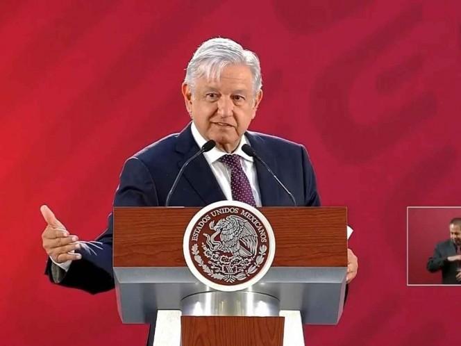 AMLO: por apoyo de mexicanos, se evitó la imposición de aranceles