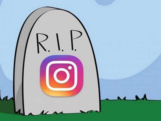 ¿Tienes problemas para usar Instagram? Se cayó la red social