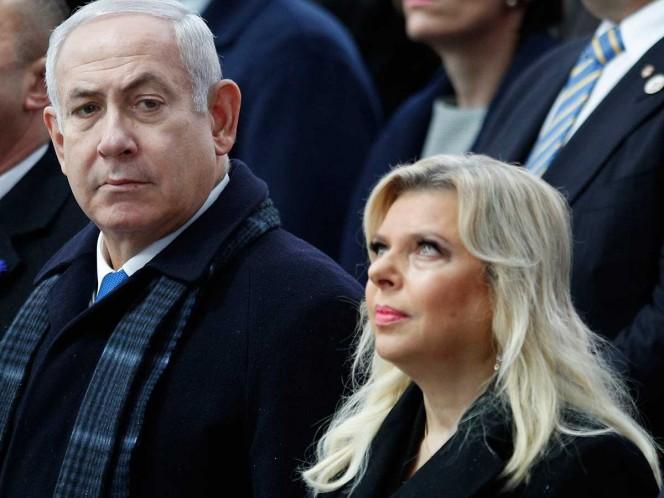 Sara Netanyahu, culpable de malversación de fondos en Israel