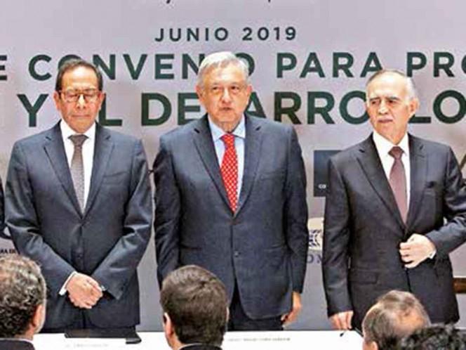 Sector empresarial palomeará el PND; irá a votación el 27 de junio