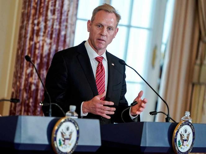 Sustituye Trump a su secretario de Defensa