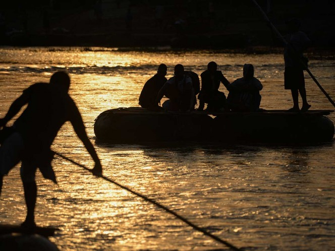 Nueva ruta marítima de migrantes es detectada en Veracruz