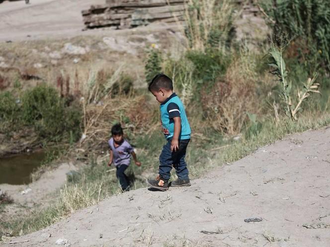 Migrantes: Hallan muertos a mujer y tres menores