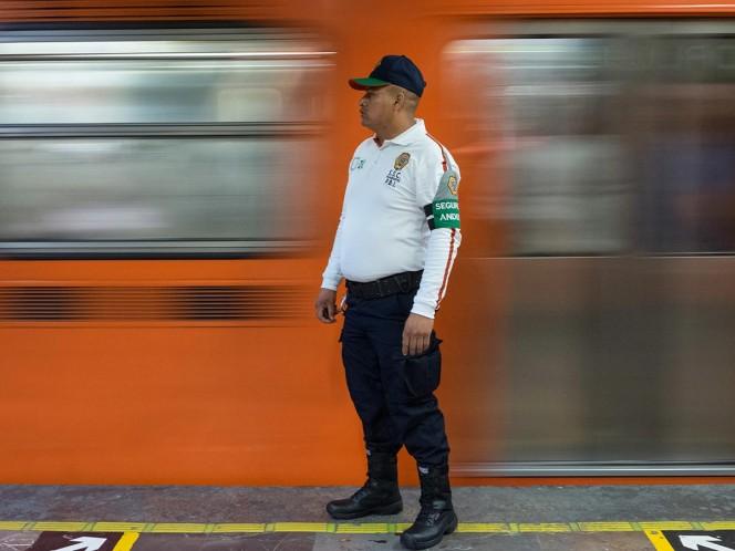 Un usuario del metro murió en la estación de Boulevard Puerto Aéreo en la línea 1 después de sufrir una incautación, informó el sistema de transporte público (STC) el lunes.