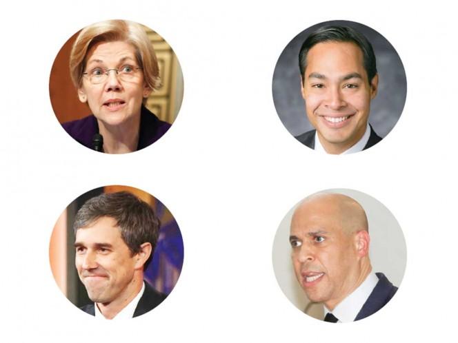 Arrancaron los debates de los precandidatos demócratas en EE.UU