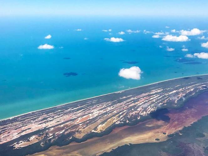 Sargazo, Medio ambiente, Cambio Climático, Turismo, Quintana Roo, Cancún, Recursos, Economía