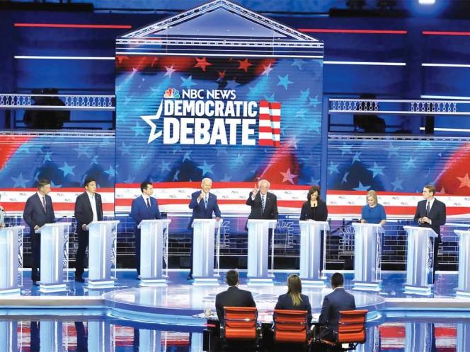 Harris avanza y Biden cae en encuesta sobre interna demócrata en EEUU