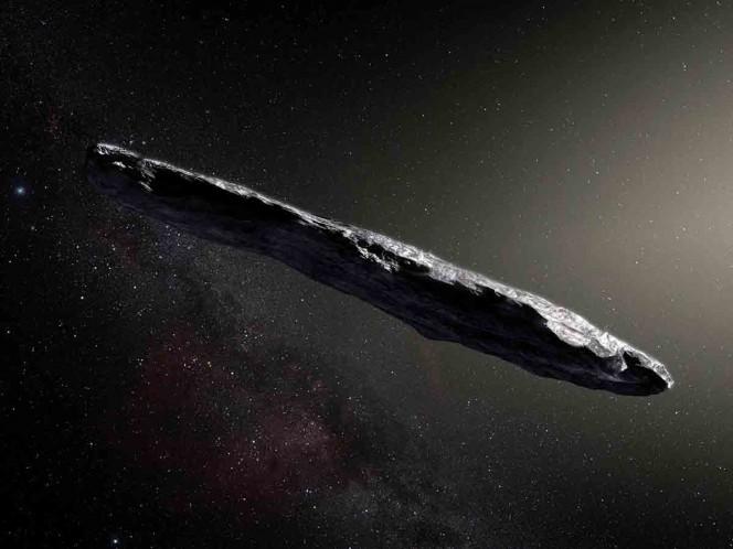Científicos analizan el objeto Oumuamua, hay malas noticias