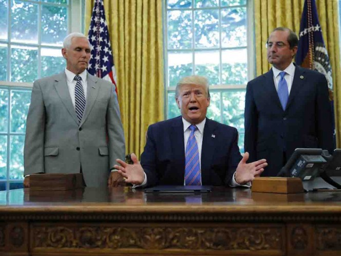 Corte impide a Trump usar recursos del Pentágono para construcción del muro