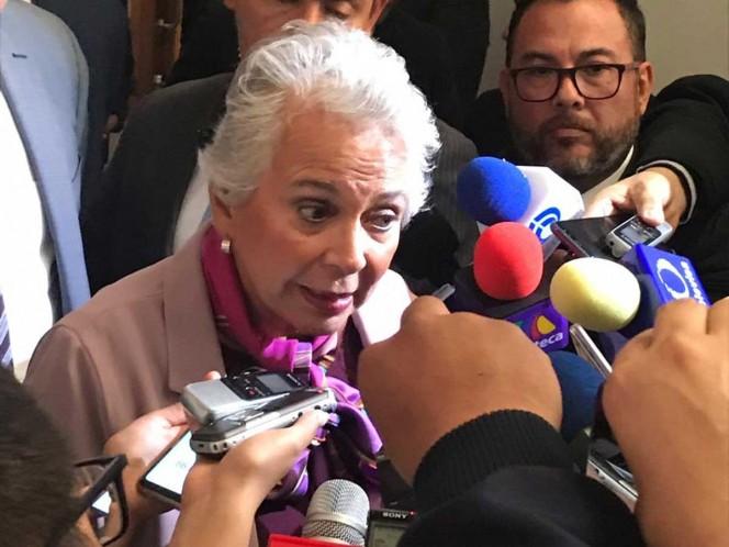 Ya se trabaja en Ley de Amnistía: Sánchez Cordero