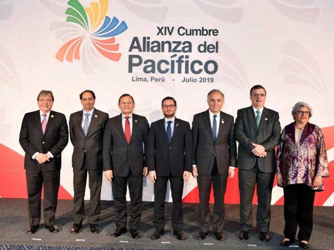 Miembros de la Alianza del Pacifico se reúnen en Lima