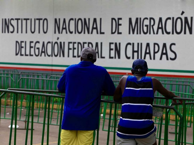 Migrantes Inmigración Donald Trump Andrés Manuel López Obrador Gobierno de México Derechos humanos Estados Seguridad Estados Unidos Economía