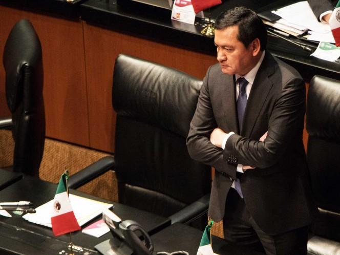 Javier Duarte no pactó su entrega, dice Miguel Ángel Osorio Chong