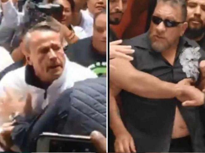 Alfredo Adame es brutalmente atacado por Carlos Trejo — Vídeo