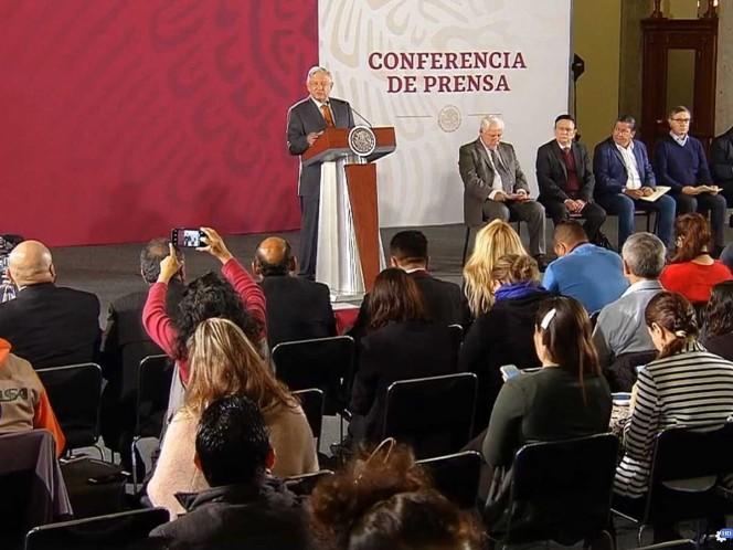 Defenderemos a mexicanos si hay redadas, dice López Obrador