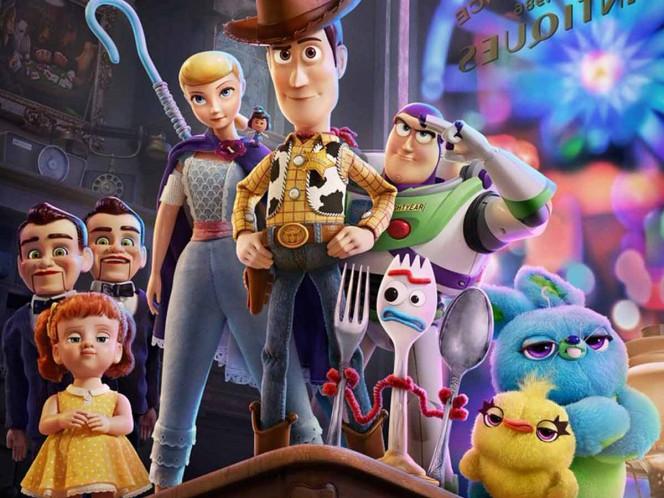 Crean petición en contra de Toy Story 4 por incluir pareja lesbiana