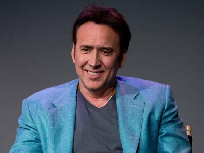 Nicolas Cage estará en el Festival Internacional de Cine en Guanajuato