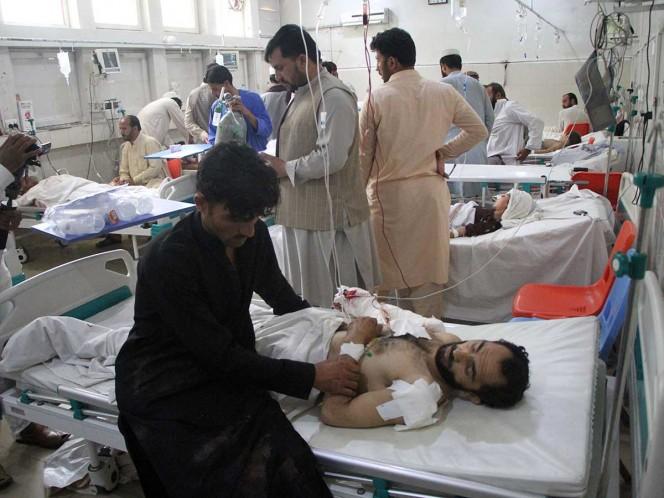 Niño kamikaze deja al menos 10 muertos en boda en Afganistán - Quadratín
