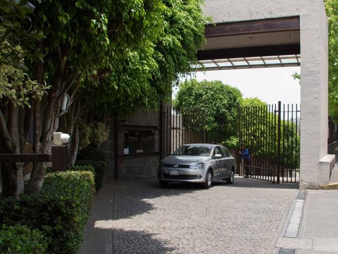 Buscan subastar residencia de Lozoya, valuada en 30 mdp
