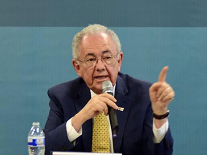 Cancelación del NAIM no fue por corrupción: SCT