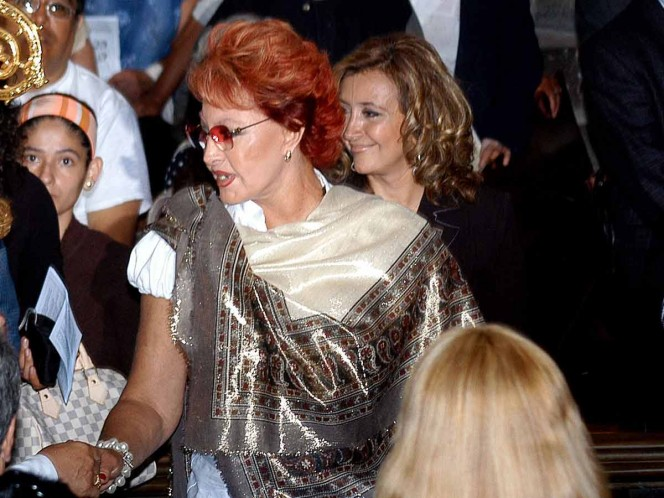 Actriz Sonia Infante muere a los 75 años de edad