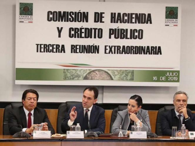 'Toca apoyar' a Pemex: Herrera a diputados