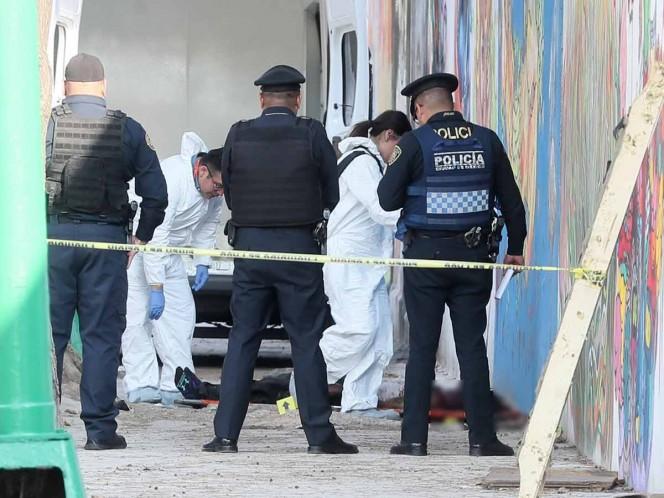 Disminuyen en junio homicidios dolosos en Ciudad de México