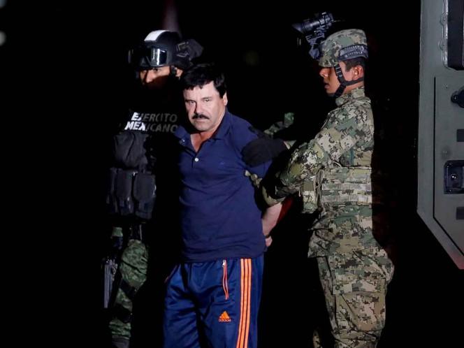 EU entregó información sobre bienes de El Chapo: Ebrard