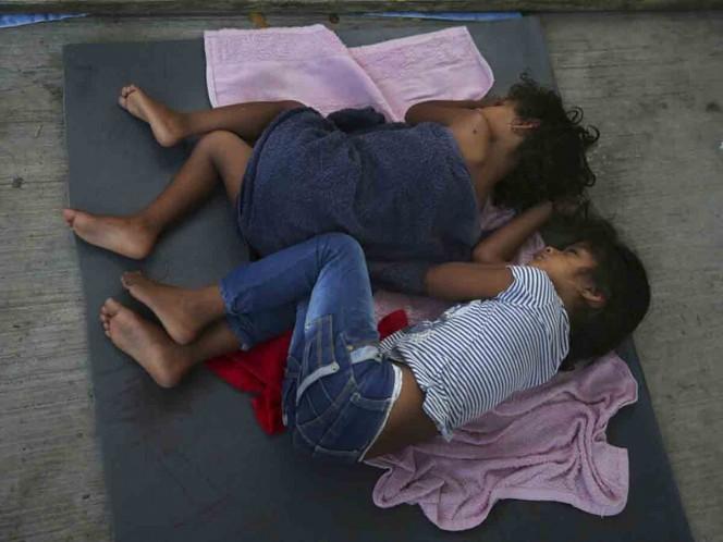 EU afirma que situación de niños migrantes 'es mejor ahora'