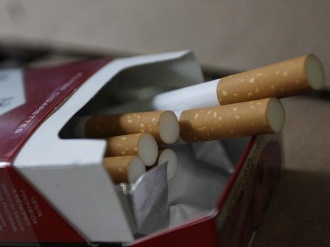 Uno descubre su pierna amputada en una caja de cigarrillos