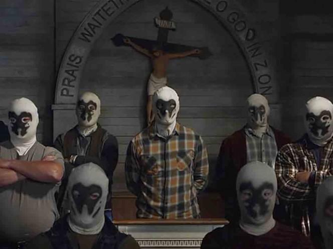 Potente tráiler de 'Watchmen' llega a la Comic Con