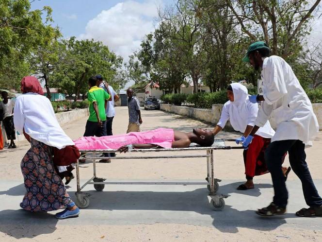 Atentado con bomba en Somalia deja al menos 17 muertos
