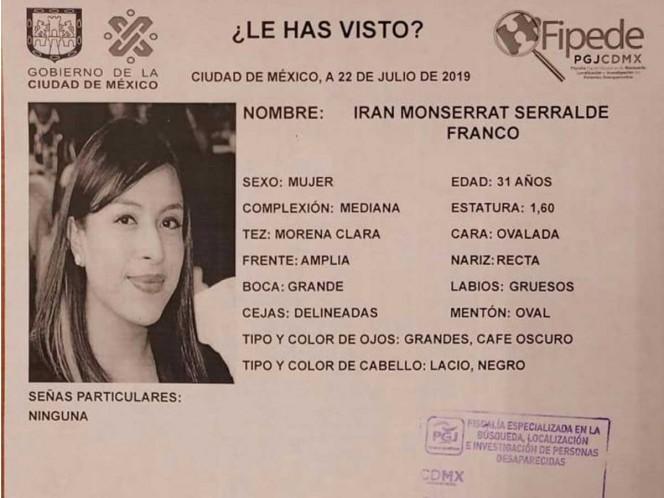 According to Daniel, Monserrat was diagnosed with head trauma and was reported to be transferred to a private hospital for further study to rule out other life-threatening injuries.