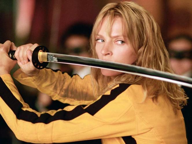 Tarantino y Uma Thurman han estado en pláticas recientes para Kill Bill Vol. 3