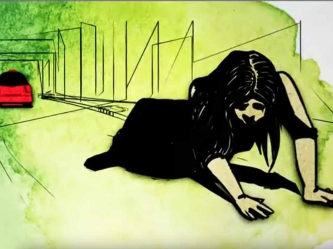 Se han registrado dos o tres violaciones cada 24 horas en CDMX de diciembre de 2018 a junio de 2019. Ilustración Grupo Imagen